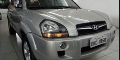 Hyundai tucson 2.0 mpfi gls 16v 143cv 2wd gasolina