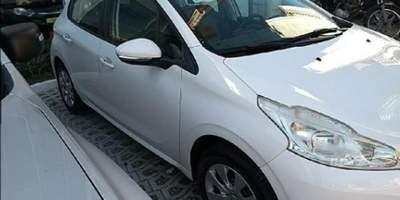 Peugeot 208 allure 1 5 flex 8v 5p 2014 20 20 52146
